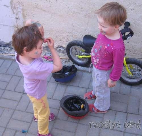 Razítka a děti