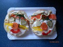 Ksichtíky z jídla:-)