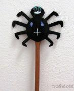 Čarodějnická hůlka s pavoučkem