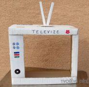 Tvoření z krabice - Televize