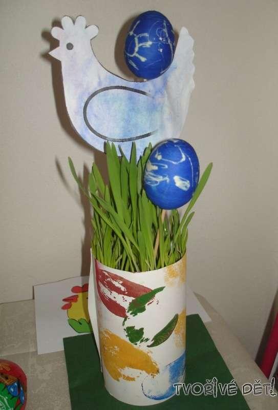 Tvoření z PET lahve - JARNÍ OSENÍ