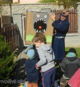 Venkovní hry pro děti - Hra HLADOVÝ VLK