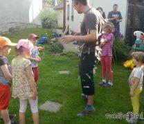 Hry pro děti venku - Hra PTÁK OHNIVÁK
